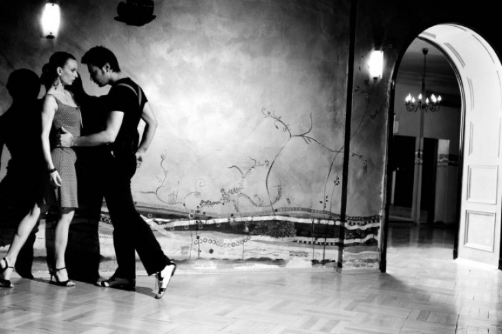 Tango ili Glad duše za dodirom sa drugom dušom
