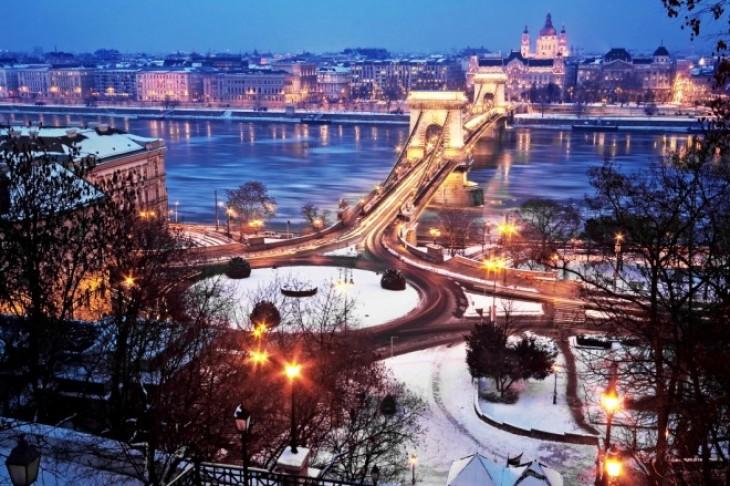 Evropski gradovi koji su najmagičniji zimi