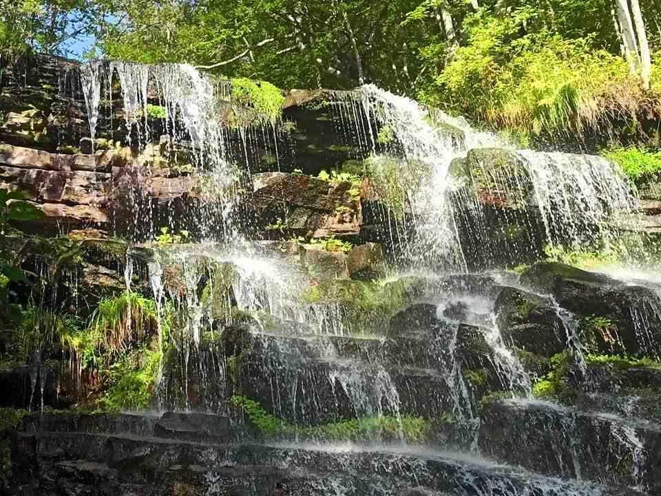 Vodopad Tupavica, Vodopad, Stara Planina